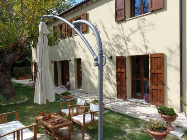 Villa unifamiliare via Villagrande 84, Mombaroccio