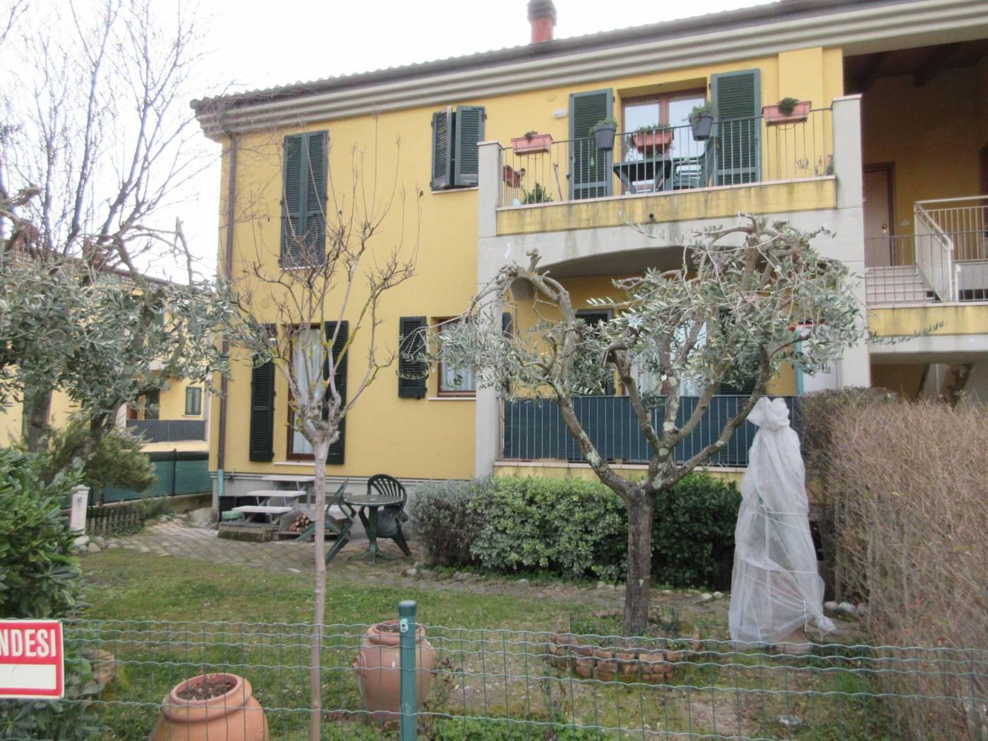 Villa a schiera via Molini 74, Monteciccardo