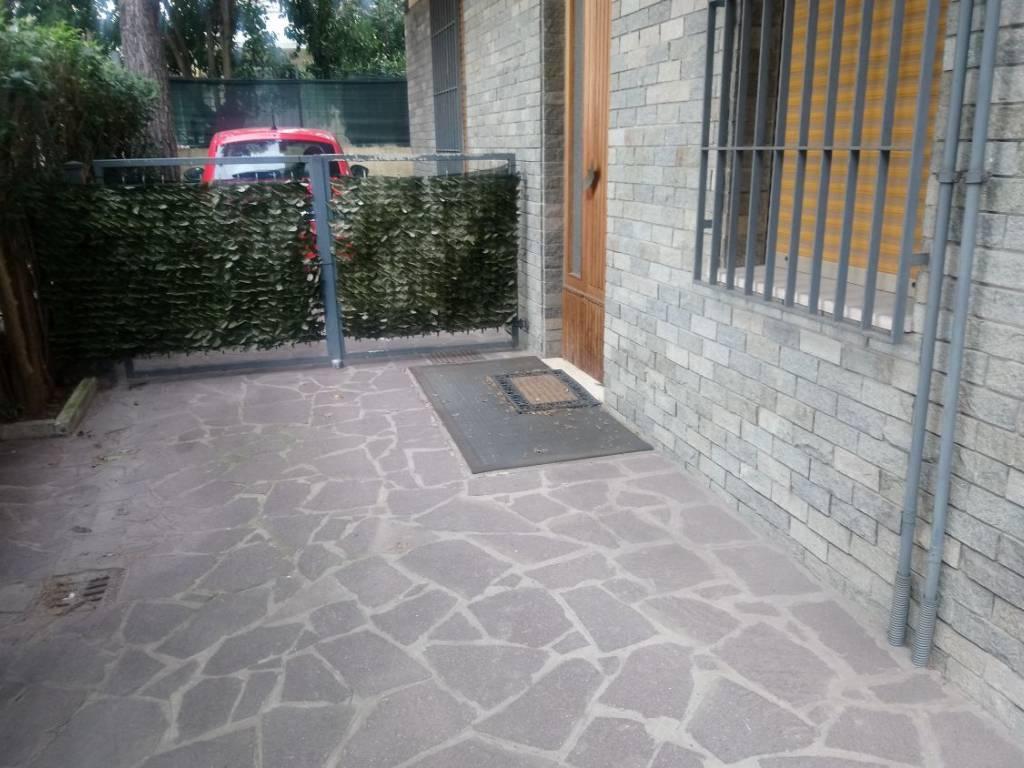 Trilocale via Buccari, Pesaro