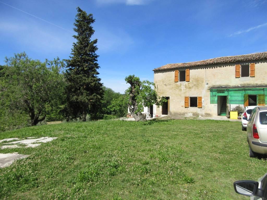 Casale Strada di Valleduca, Pesaro