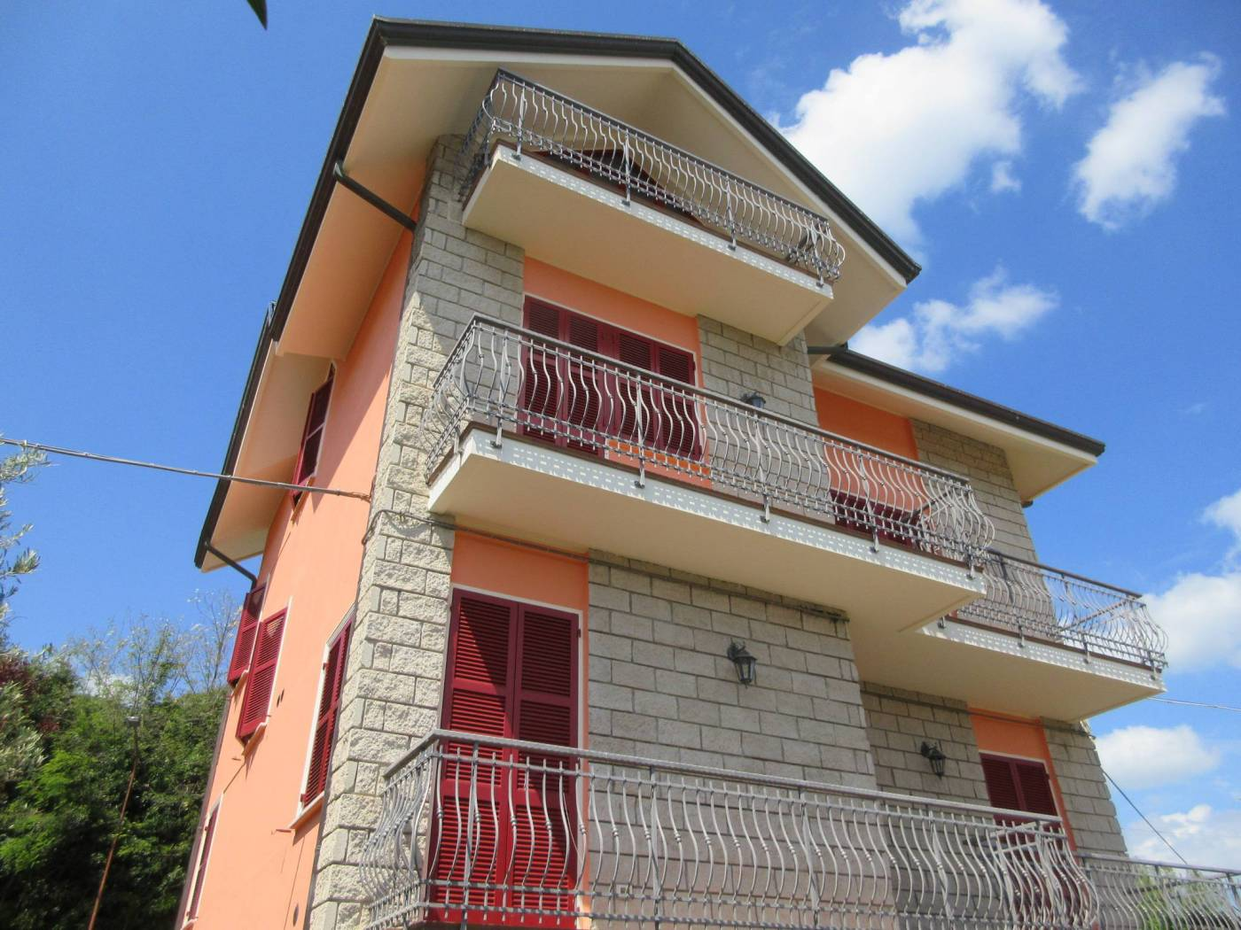 Villa unifamiliare via Gaspare Fedeli, Pesaro