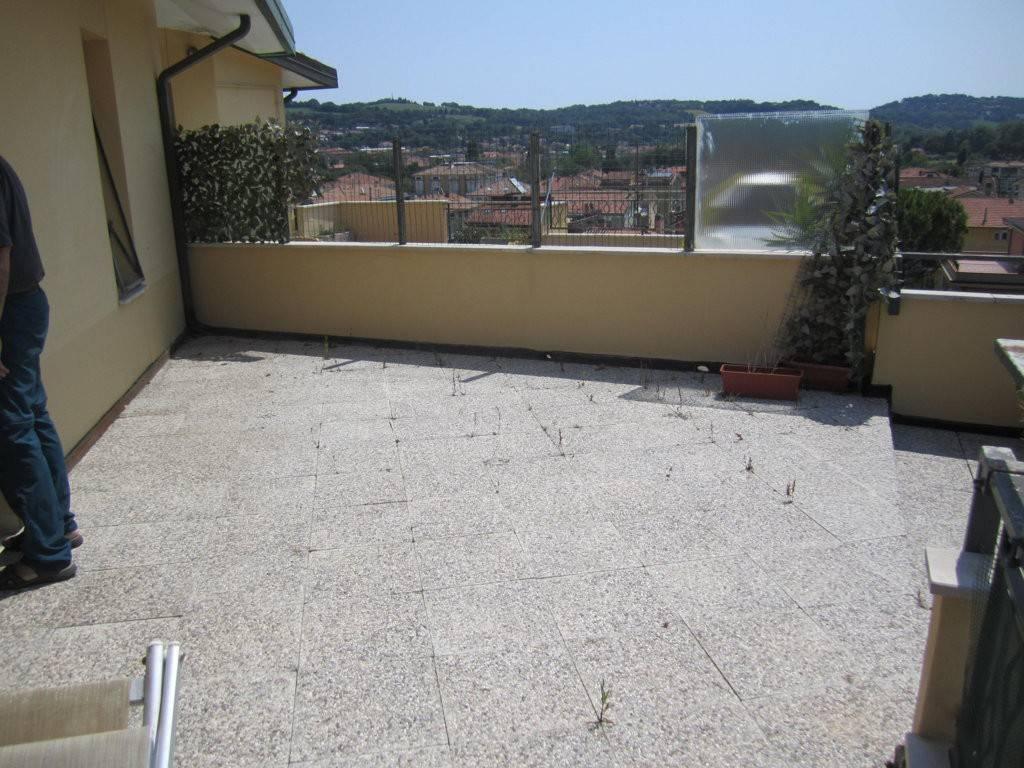 Attico via Cristina Belgioioso, Pesaro