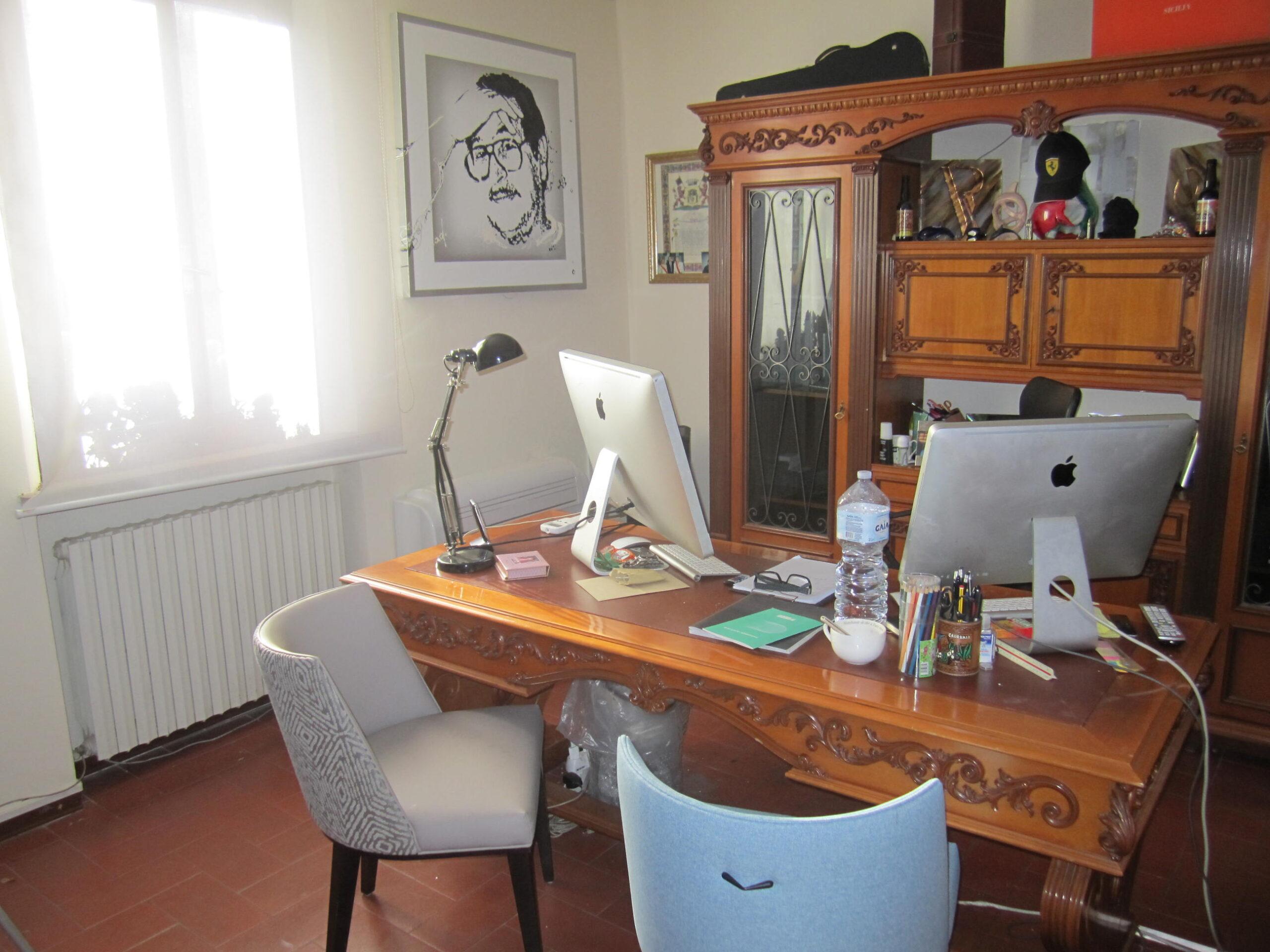 Fano centro storico uffico/studio 45 mq.